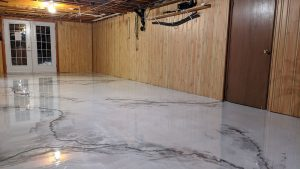 Epoxy Flooring, London, Ontario